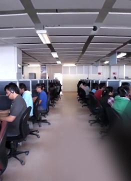 Cómodas instalaciones de trabajo